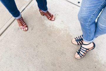 schoenentrends zomer 2021